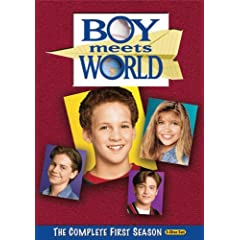 Boy Meets World: The Complete First Season