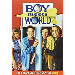 Boy Meets World: The Complete Third Season