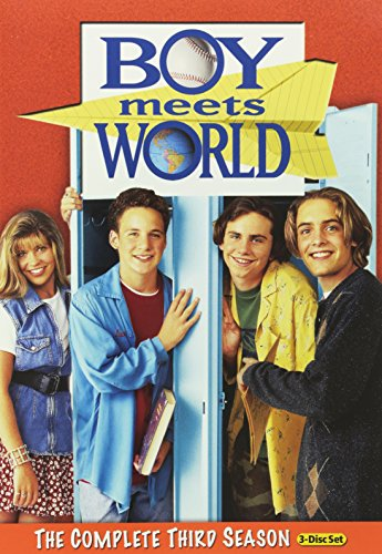 Boy Meets World: The Complete Third Season