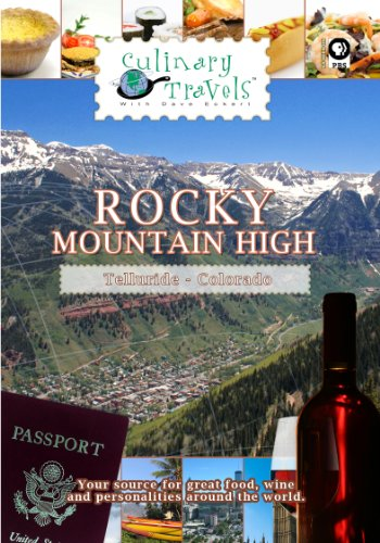 Culinary Travels Rocky Mountain High