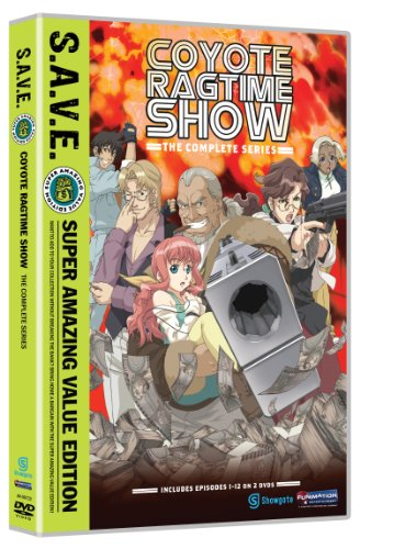 Coyote Ragtime Show: The Complete Box Set S.A.V.E.