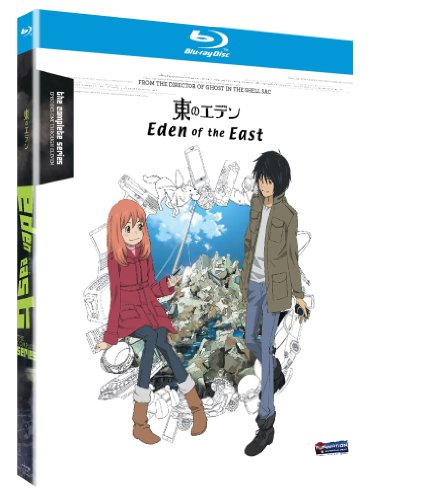 Eden of the East: The Complete Series [Blu-ray]