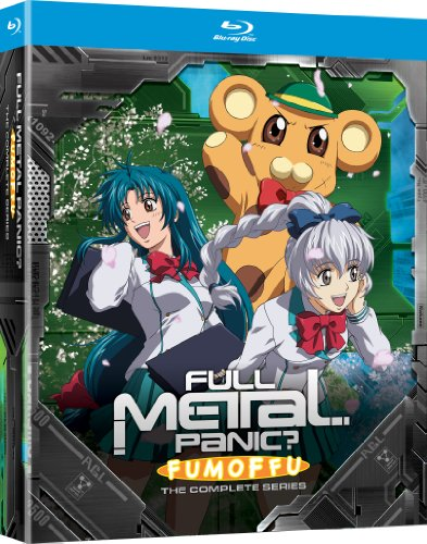 Full Metal Panic FUMOFFU - The Complete Series [Blu-ray]