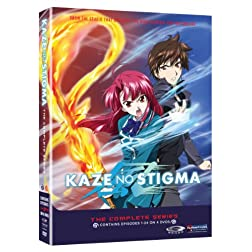 Kaze No Stigma: The Complete First Season