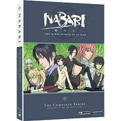 Nabari no Ou: The Complete Series