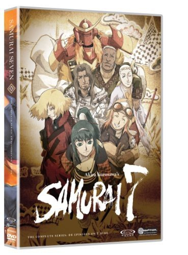 Samurai 7: The Complete Box Set (Viridian Collection)