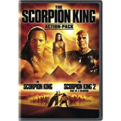 Scorpion King Action Pack