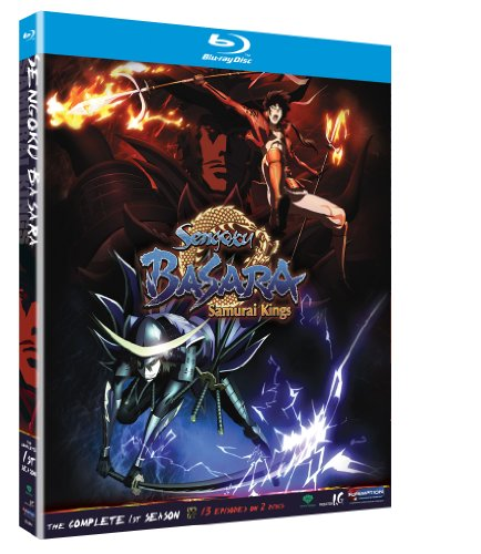 Sengoku Basara: Samurai Kings - The Complete Series [Blu-ray]