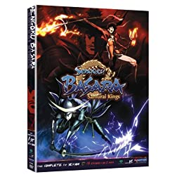 Sengoku Basara: Samurai Kings - The Complete Series