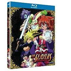 Slayers Revolution: The Complete Fourth Season [Blu-ray]