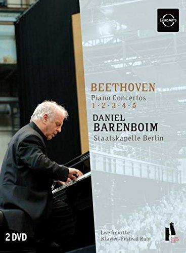 Barenboim Plays Beethoven Piano Concertos