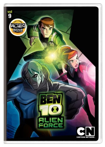 Ben 10 Alien Force, Vol. 9