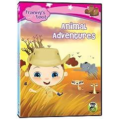 Franny's Feet - Animal Adventures