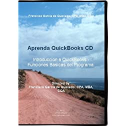 Aprenda QuickBooks CD ROM 3ed