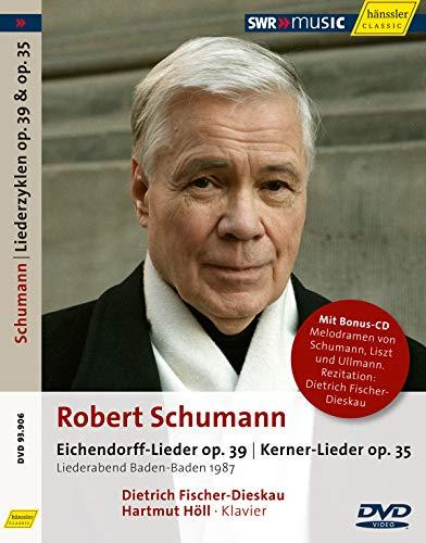 Schumann: Eichendorff-Lieder, Op. 39 / Kerner-Lieder, Op. 35