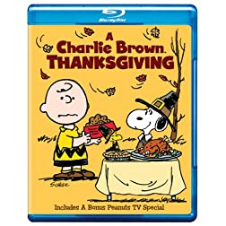 A Charlie Brown Thanksgiving [Blu-ray]
