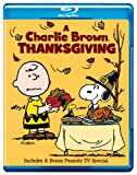 Get A Charlie Brown Thanksgiving On Blu-Ray