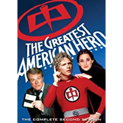 Greatest American Hero: Season Two (4pc)