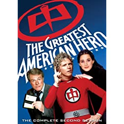 Greatest American Hero: Season Two (4pc)