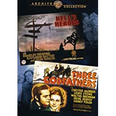 Hell's Heroes/Three Godfathers  (2 Disc)