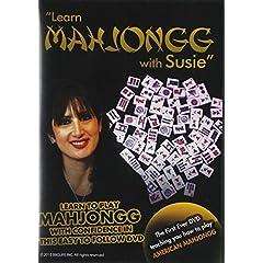 Learn Mahjongg With Susie