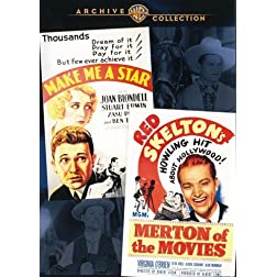 Make Me A Star/Merton Of The Movies  (2 Disc)