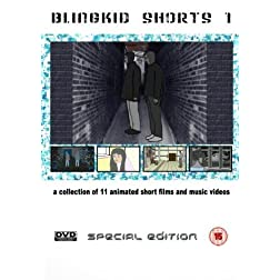 Blingkid Shorts 1 - Special Edition