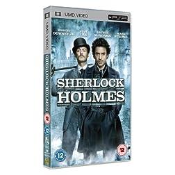 Sherlock Holmes [UMD for PSP]