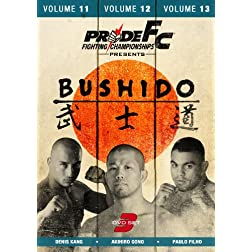 Pride Fc: Bushido Collection 4: 11-13