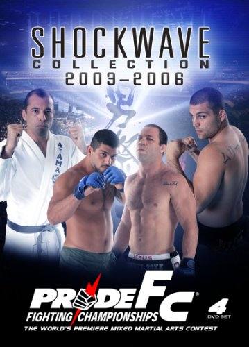 Pride Fc: Shockwave Collection