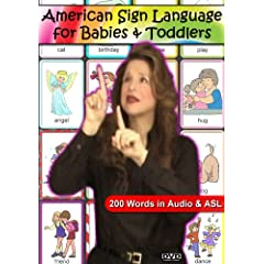 American Sign Language for Babies & Toddlers
