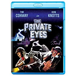 The Private Eyes [Blu-ray]