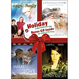Holiday Collector's Set V.1 with Bonus CD: The Magic of Christmas