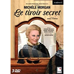 Le Tiroir Secret - Michele Morgan - 3 DVD (French only)