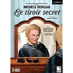 Le Tiroir secret - Michele Morgan - Coffret 2 (French only)