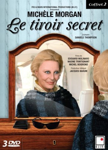 Le Tiroir secret - Michele Morgan - Coffret 2 (French only)