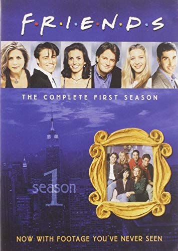 Friends: The Complete First Season (Repackage)