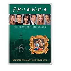 Friends: The Complete Sixth Season (Repackage)