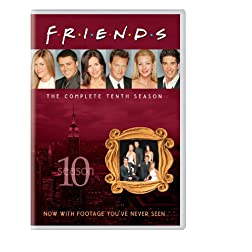 Friends: The Complete 10th Season (Repackage)
