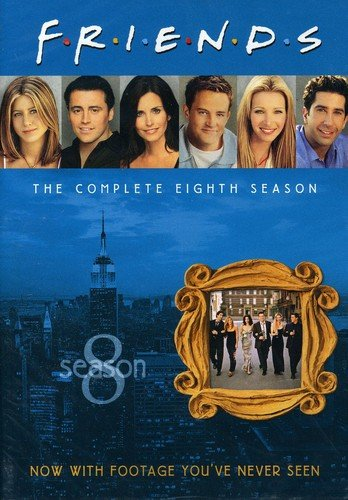Friends: The Complete Eighth Season (Repackage)
