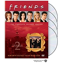 Friends: The Complete Second Season (Repackage)