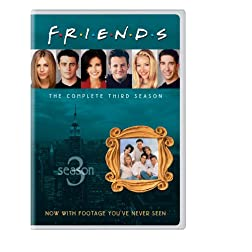 Friends: The Complete Third Season (Repackage)