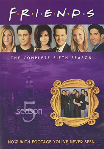 Friends: The Complete Fifth Season (Repackage)