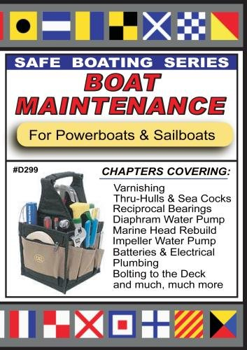 Boat Maintenance for Powerboats & Sailboats