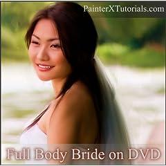Painter X Tutorials: Full Body Bride on DVD