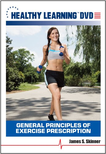 General Principles of Exercise Prescription