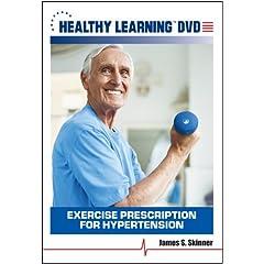 Exercise Prescription for Hypertension