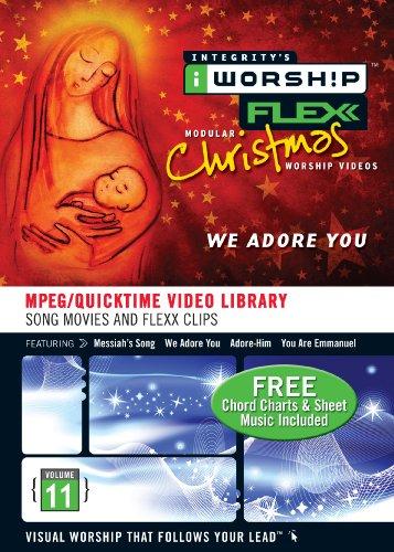 iWorship Flexx 11 - Christmas: We Adore You