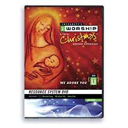 iWorship Resource System DVD U (Christmas: We Adore You)