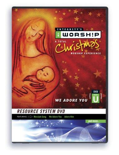 iWorship Resource System DVD U (Christmas: We Adore You)